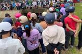 Tìm được xác người phụ nữ mất tích lúc đi qua cống ở Quảng Nam