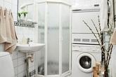 Đặt máy giặt trong phòng tắm cần lưu ý gì?