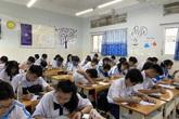 TP.HCM: Nhiều trường PTTH áp dụng làm bài kiểm tra giữa kỳ trên hệ thống trực tuyến