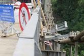 Cận cảnh vụ tai nạn trên cầu chợ Chùa khiến 5 người tử vong ở Nghệ An