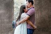 Chồng sắp cưới của Vân Hugo chính thức lộ mặt
