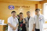 Bệnh nhân nước ngoài mổ ung thư ở Bệnh viện K