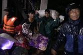 Mưa lớn diện rộng, huyện miền núi Quảng Trị di dời hơn 1.000 hộ dân