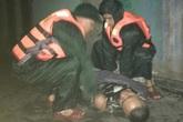 Quảng Trị: Giải cứu thành công 5 thuyền viên rơi xuống biển
