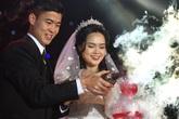 5 điểm ấn tượng trong đám cưới cầu thủ Duy Mạnh và hotgirl Quỳnh Anh