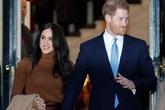 Khoản thù lao khổng lồ vợ chồng Hoàng tử Harry nhận được trong lần dự sự kiện đầu tiên sau khi rời khỏi hoàng gia Anh