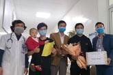 Hải Phòng: Bé 14 tháng người Trung Quốc nghi nhiễm COVID-19 (nCoV) đã xuất viện