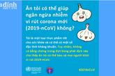14 sai lầm về virus COVID-19 (nCoV) nhiều người mắc phải