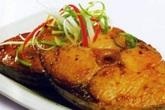 Món ăn thuốc từ cá thu