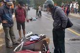 Quảng Trị: Nữ giáo viên tử vong sau khi va chạm với xế hộp