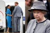 Vợ chồng Meghan Markle từ chối tham dự cuộc họp mặt gia đình hoàng gia, Nữ hoàng Anh đưa ra yêu cầu