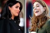 """Lời chia sẻ chân thành của Công nương Kate bất ngờ trở thành """"đòn tấn công"""" em dâu trong mắt dân mạng"""