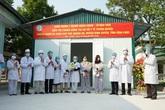 2 người Vĩnh Phúc nhiễm COVID-19 được điều trị khỏi ngay tại tuyến huyện