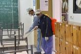 Bộ GD&ĐT: Vệ sinh, tẩy trùng 100% trường lớp để phòng chống dịch bệnh do virus corona