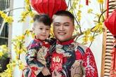 Giữa năm ngoái bán nhà làm show, Vũ Duy Khánh khoe căn nhà mới mua ngay đầu năm mới