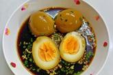 """Chị em xôn xao vì món ăn lạ miệng từ trứng, công thức thực ra rất đơn giản"""""""