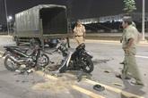 Đua xe tông nhau, 2 người chết ở TP.HCM