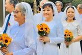 Tuổi 63, danh ca Hương Lan cưới chồng kỹ sư hàng không