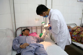 Quảng Ninh: Lần đầu tiên nối thành công ngón tay đứt lìa cho bệnh nhân