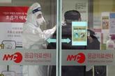 Số người nhiễm COVID-19 ở Hàn Quốc tăng vọt lên gần 1.600 ca, Daegu chiếm đa số