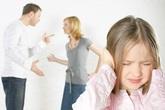 Làm sao để tránh tổn thương cho con sau khi ly hôn?