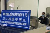 Từ 7/3, khách từ Liên minh châu Âu, Campuchia đến Việt Nam phải khai báo y tế