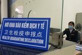 Khách từ Ý, Iran đến Việt Nam buộc phải khai báo y tế