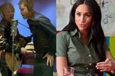Lộ hình ảnh Harry tập làm ca sĩ, Meghan Markle bất ngờ tiết lộ rạn nứt hoàng gia khó hàn gắn