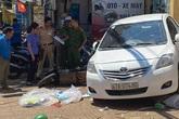 Nữ tài xế để ôtô trôi tự do tông chết người chịu trách nhiệm gì?
