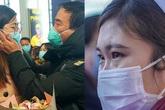 Bác sĩ đóng bỉm, mặt hằn vết khẩu trang vì căng mình chạy chữa cho các bệnh nhân nhiễm virus corona