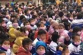 Điện Biên theo dõi sát sao 34 trẻ có biểu hiện ho, sốt sau khi tiếp xúc với bố mẹ trở về từ Trung Quốc