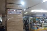 Chợ thuốc Hapulico treo biển cấm quay phim, chụp ảnh khiến dư luận đặt nhiều dấu hỏi