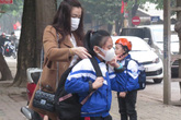 Nghệ An: Học sinh trở lại trường học từ ngày 27/4