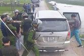 Cảnh sát vây bắt 2 đối tượng lái ô tô chở 45kg ma túy