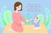 Bật mí những tín hiệu giúp mẹ hiểu bé cưng