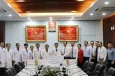 Tổng lãnh sự quán Trung Quốc tại TP.HCM thăm và cảm ơn Bệnh viện Chợ Rẫy