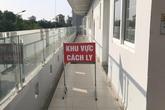 11 bệnh viện của Hà Nội đã tiếp nhận cách ly 233 trường hợp