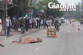 Hải Dương: Trên đường đến bệnh viện, người phụ nữ bị ô tô đâm tử vong