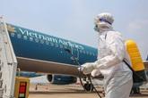 Du khách Anh trên chuyến bay VN0054 bị truy tìm vì không tiết lộ nơi ở đã về nước