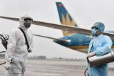 Toàn bộ du khách nước ngoài cùng chuyến bay với BN46 đã rời Quảng Ninh