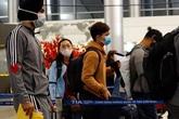 Cách ly tập trung người nhập cảnh từ Mỹ, châu Âu, các nước ASEAN