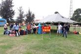 Cách ly hơn 400 người về nước qua cửa khẩu Cha Lo