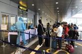 Phòng, chống dịch COVID-19 tại cảng hàng không: Đón các chuyến bay từ Hàn Quốc theo quy định đặc biệt