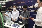 Người dân Hà Nội và TP.HCM nhận 1 triệu khẩu trang miễn phí tại hơn 30 địa điểm