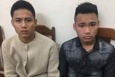 Thanh Hóa: Bắt 2 đối tượng chém phó đội trưởng đội cảnh sát hình sự bị thương