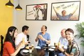 """Chuỗi cà phê Ông Bầu triển khai chương trình """"mua cà phê – tặng bánh mỳ thịt"""""""