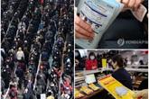 Người dân Hàn Quốc giận dữ vì khẩu trang khan hiếm