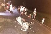 Ủy ban ATGT Quốc gia thông tin vụ 2 xe máy đối đầu khiến 3 thanh niên tử vong