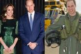 Công nương Kate và Hoàng tử William nói là làm, quyết định trở thành