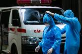 Người phụ nữ Quảng Ngãi chăm người ốm tại BV Đà Nẵng trở thành bệnh nhân thứ 621